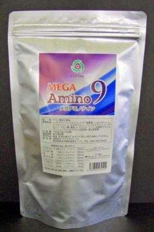 MEGA Amino9 3g×60包