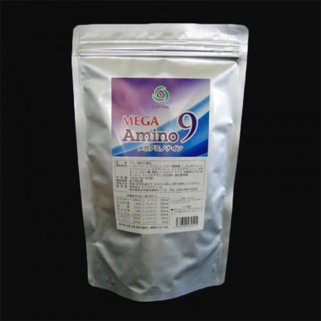 MEGA Amino9 メガアミノナイン 高濃度サプリメント 3g×60包